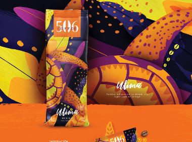 506 Coffee咖啡包装设计