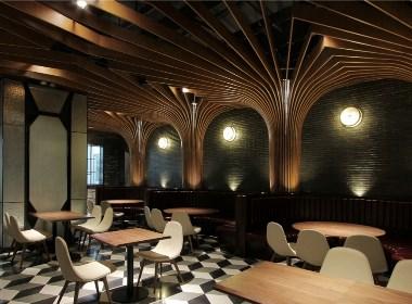 成都餐厅设计|成都餐厅装修公司