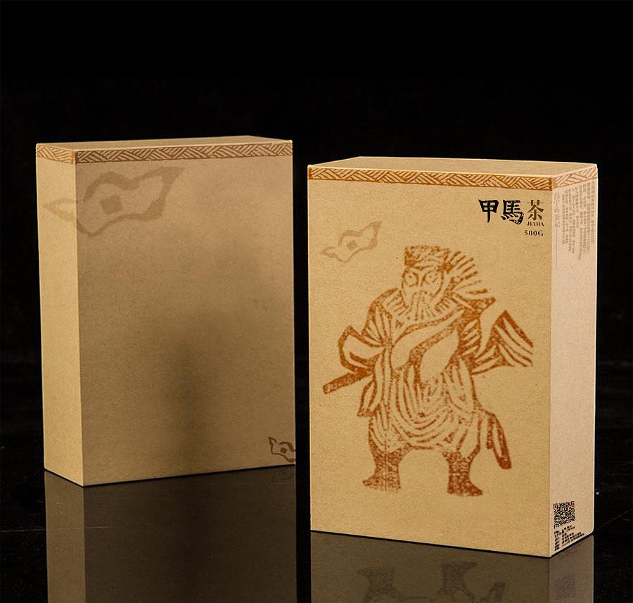 云南甲马文化衍生包装设计