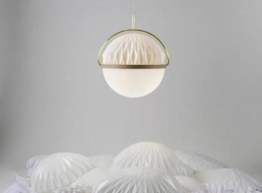 纸质灯具产品设计