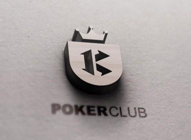 德州扑克标志设计/娱乐标志设计----汤姆葛品牌设计