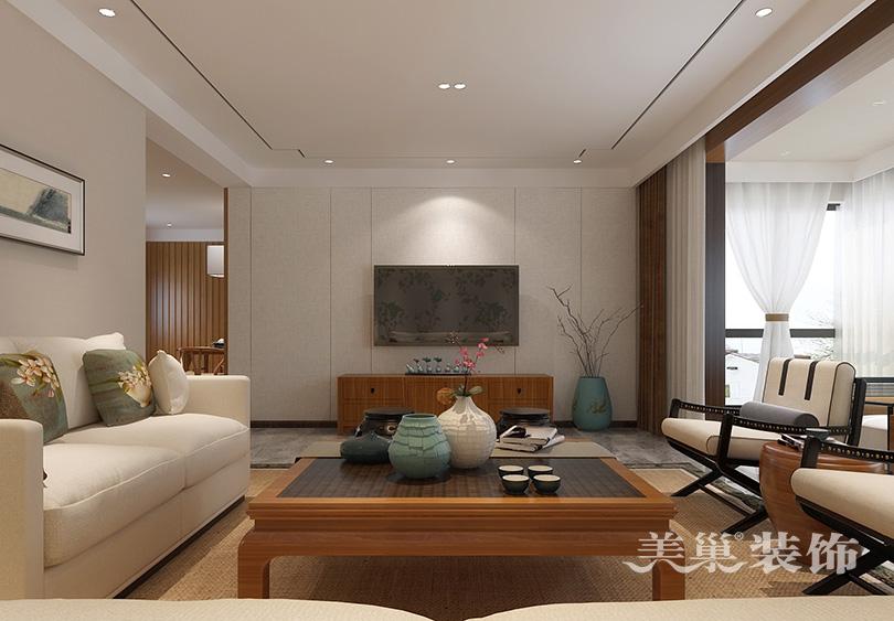 小区:联盟新城 装修风格:新中式 设计师
