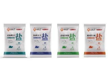 深井盐系列包装设计