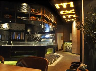 品尚设计---德雷克海鲜自助餐厅设计