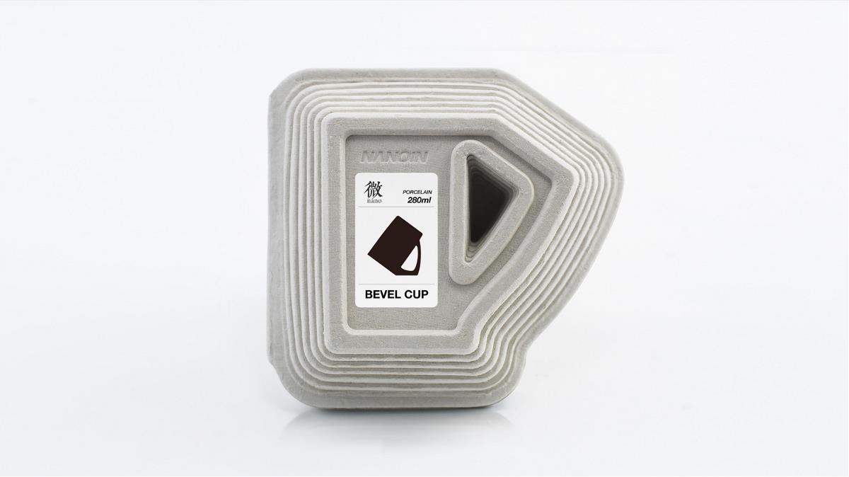 倾斜杯 | Bevel Cup