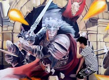 格调彩绘-列王的纷争