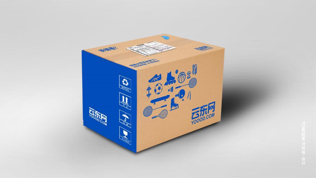 纸箱包装设计----汤姆葛品牌设计