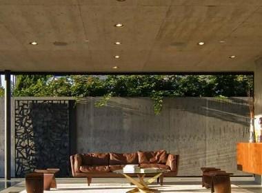 美岩水泥板--别墅案例