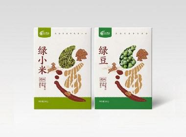 杂粮系列包装