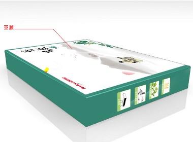 品牌益客酱板鸭包装礼盒设计