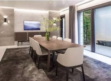 正商玉兰谷680平新中式风格别墅大宅装修需要多少钱