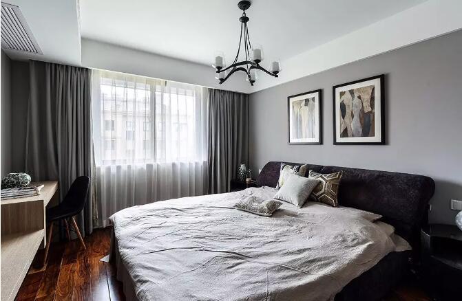 正商城三室兩廳120平方現代簡約風格裝修效果圖欣賞