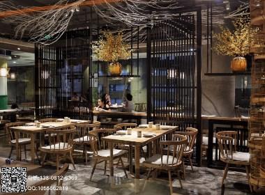南充原生态新派素食餐厅-青海素食餐厅设计公司|成都专业特色素食餐厅设计案例鉴赏
