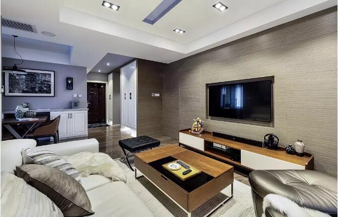 120平米三室两厅装修效果图_120平三室两厅图片