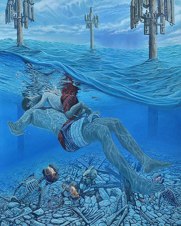 美国艺术家:Wiley Wallace(韦利·华莱士)插画欣赏