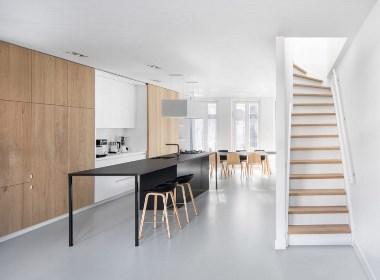 白色系公寓设计