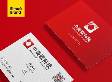 中美欧科技有限公司标志LOGO设计