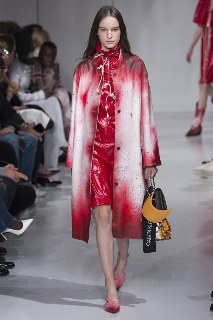 Calvin Klein 2018春夏系列时装秀(二)