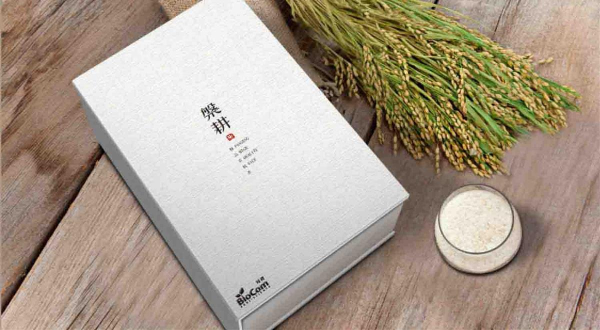 拜肯 有机农业 品牌包装设计