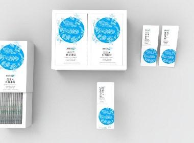 益生元低聚果糖包装设计