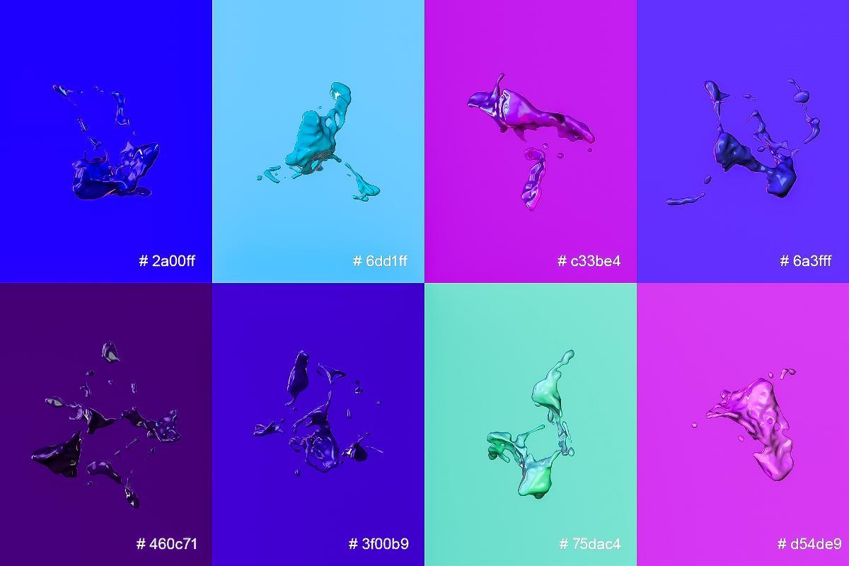 Color Dreamer 色彩种梦人(附创作思路GIF)