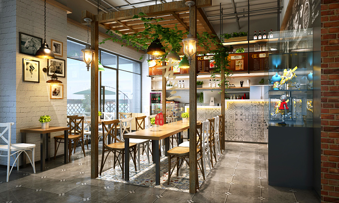 成都专业西餐厅设计,成都专业西餐厅装修,成都西餐厅装修设计公司