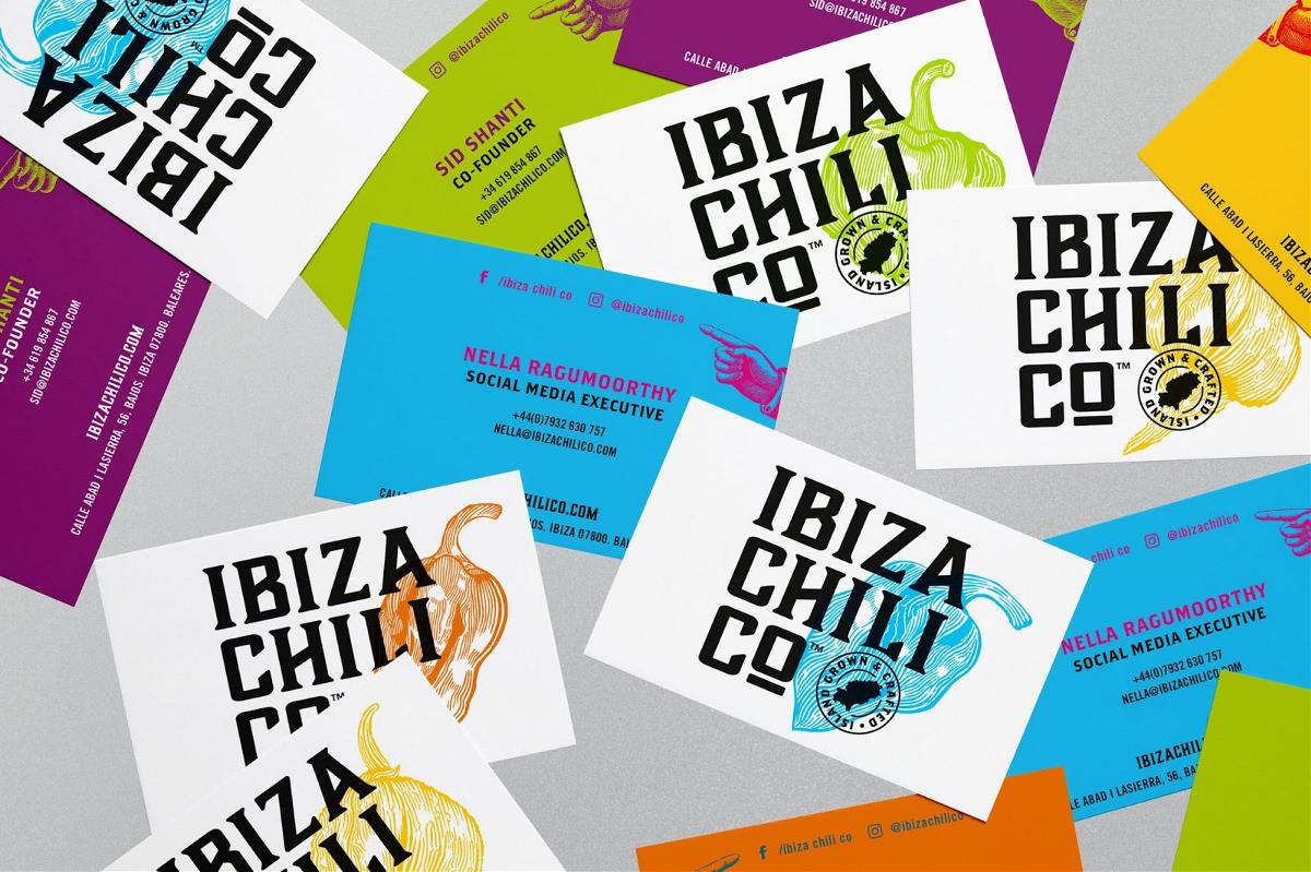 IBIZA辣椒酱包装设计
