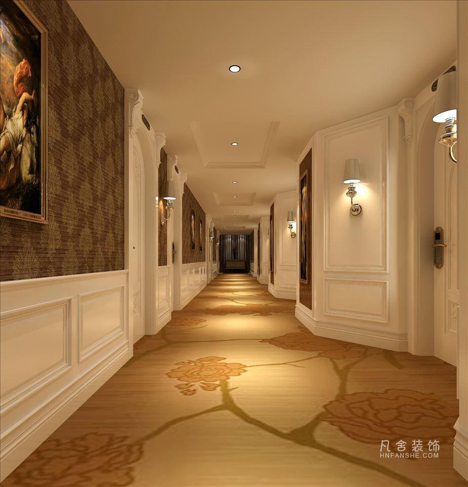 郑州开原商务酒店设计