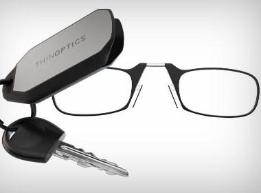 轻松阅读的眼镜