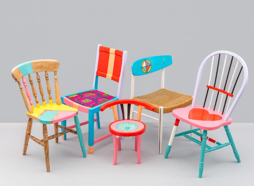 打造别样翻新家具