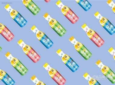 瓜尔美木瓜汁包装设计