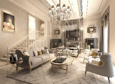 南山庆隆高尔夫别墅设计