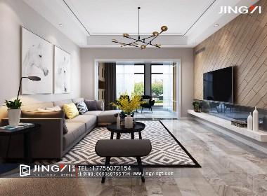景逸效果图设计——家装现代效果图