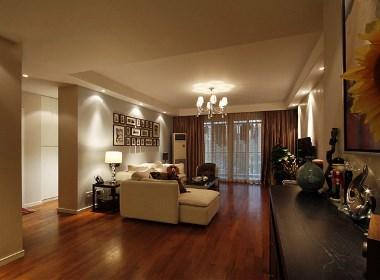 金沙湖高尔夫观邸90平两室两厅简欧风格装修效果图
