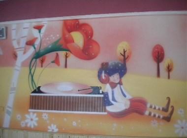 格调彩绘-幼儿园彩绘装修设计