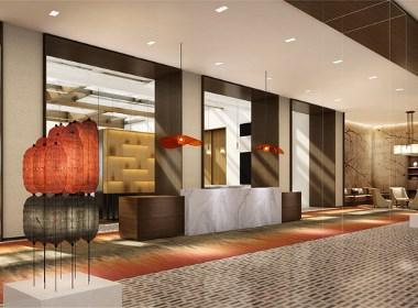 内江精品商务主题酒店设计|新东家设计公司