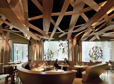 巴西Ikibana日式餐厅欧模网分享