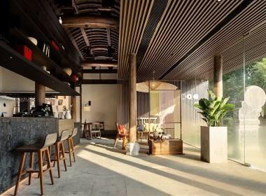 乐山市精品主题商务酒店设计|成都新东家设计公司