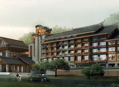 乐山酒店装修公司,酒店装修设计_水木源创SMY设计