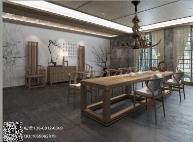 生态茶楼-成都茶楼设计|成都专业茶楼设计|成都茶楼装修公司|成都特色茶楼设计公司