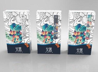 电子烟外包装设计