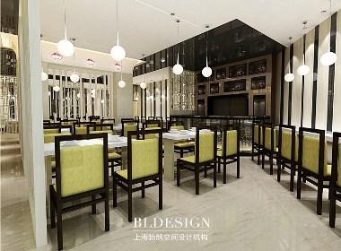 郑州餐厅设计公司分享店面餐饮空间设计案例