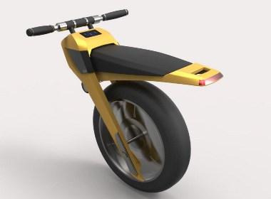 独轮摩托车 - 雷骏科技
