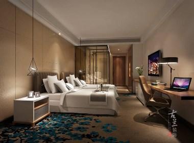 塔莎主题酒店原创设计——古兰装饰|成都专业酒店设计公司