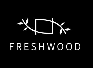 freshwood化妆品标志设计