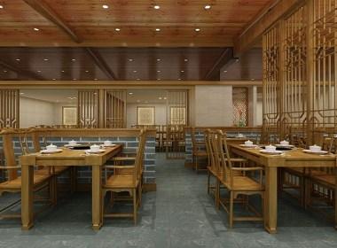 成都火锅店设计图-成都火锅店装修效果图