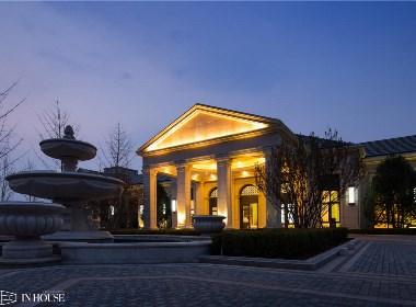 融创中新国际城售楼处设计——INHOUSE设计