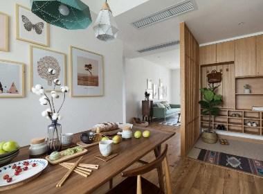 现代简约小清新住宅欧模网分享