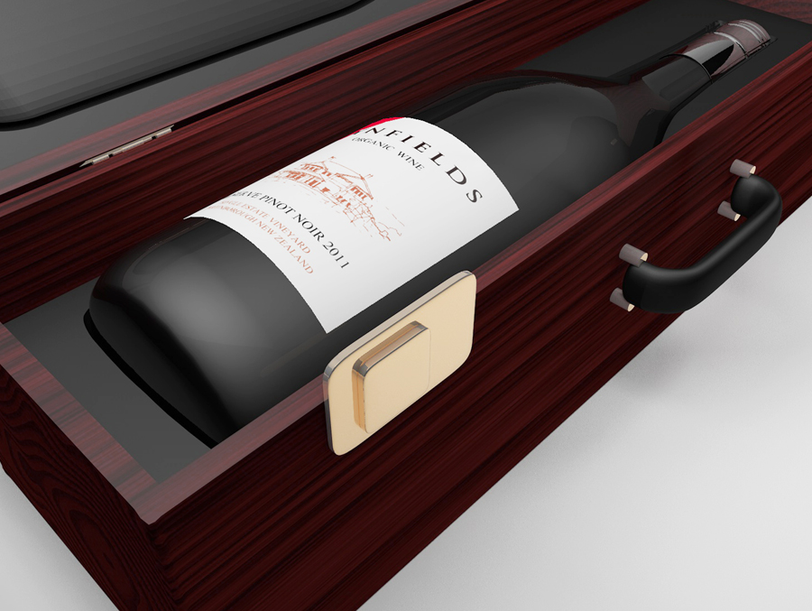 红酒包装设计