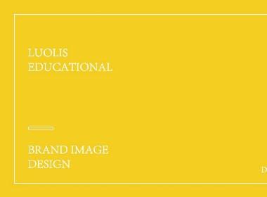 洛利斯国际连锁教育机构   品牌形象设计|华慕品牌设计